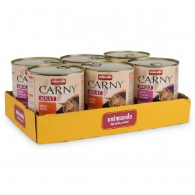 Animonda Carny Mix Katzenfutter 1 Adult