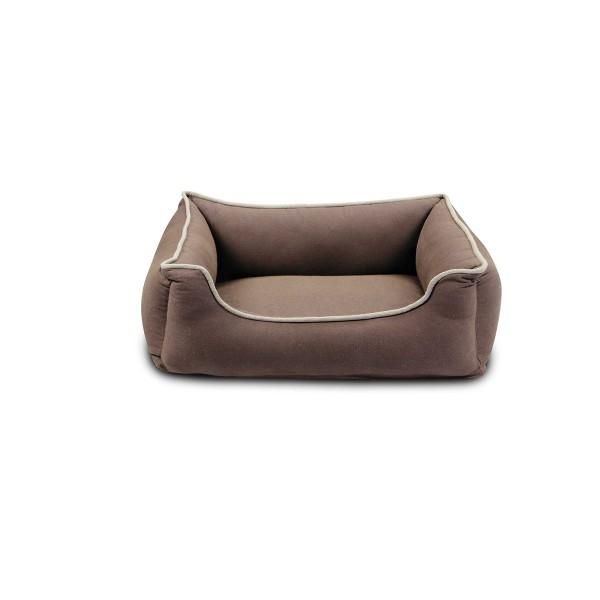 Wolters Eco-Well Hundebett Lounge braun/beige