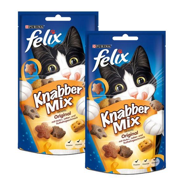 Felix Knabber Mix 2er Pack