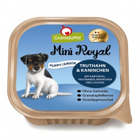 GranataPet Mini Royal Junior Truthahn und Kaninchen