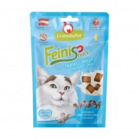 GranataPet Katze - FeiniSnack Huhn & Milch 50 g