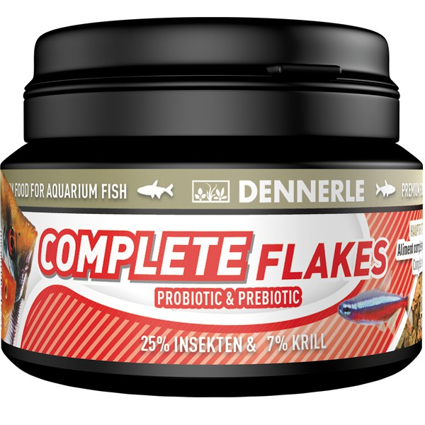 Dennerle Fischfutter Complete Flakes