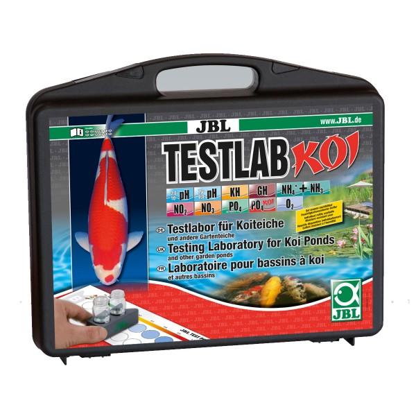 JBL Wassertestkoffer Testlab Koi