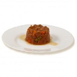 GimDog Little Darling Ragout Lachs, Papaya und Gemüse