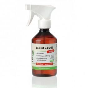 Anibio Haut und Pflege Spray für Hunde und Katzen