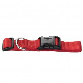 Hunter Ecco Sport Vario Basic Halsung ohne Zugentlastung rot