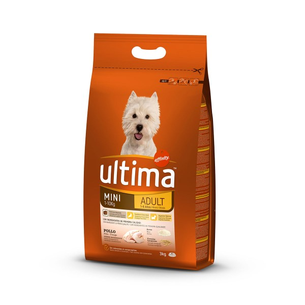 Ultima Dog Trockenfutter Mini Adult