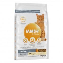 IAMS for Vitality Indoor mit frischem Huhn 10kg