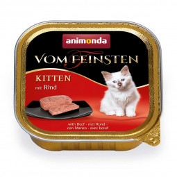 Animonda Vom Feinsten Kitten Rind