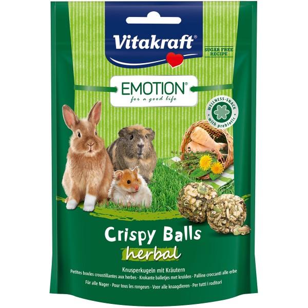 Vitakraft Emotion Crispy Balls Herbal 80g