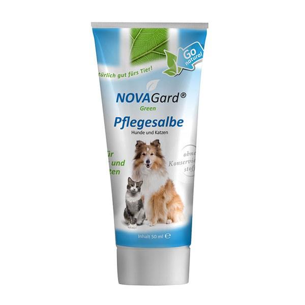 NovaGard Green Pflegesalbe für Hunde und Katzen 50 ml