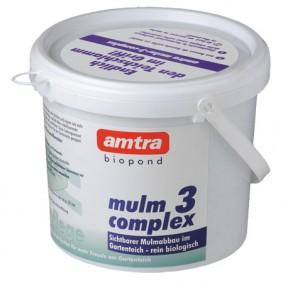 Amtra biopond mulm 3 complex 2kg Eimer