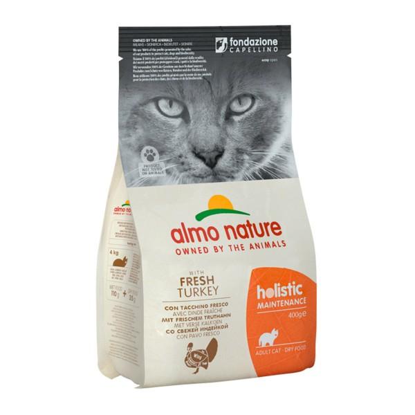 Almo Nature Holistic Cat s krocaním masem + rýží