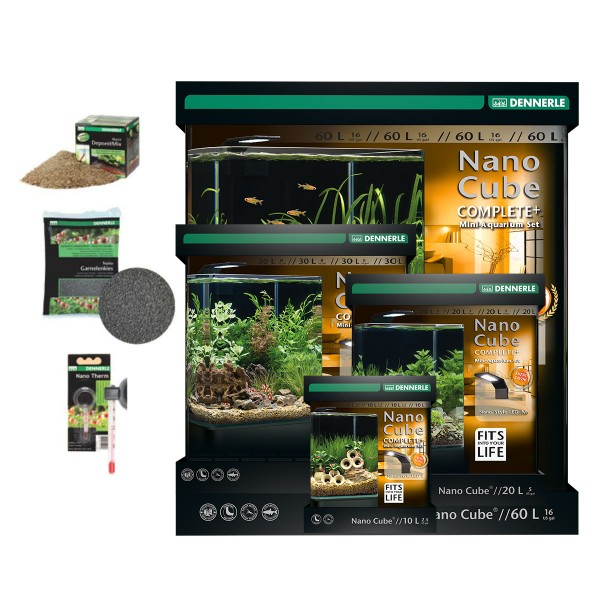 Dennerle NanoCube Complete Plus Set