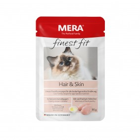 MERA finest fit Nassfutter Hair & Skin