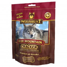 Wolfsblut Cracker Blue Mountain, zvěřina
