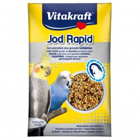 Vitakraft Sittich-Futter Jod Rapid 20g