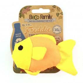 Beco Pets Kuschelspielzeug Fisch mit Katzenminze