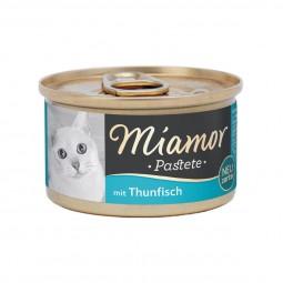 Miamor zarte Fleischpastete mit Thunfisch