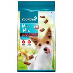 ZooRoyal Mini Mix mit Rind, Geflügel & Wild