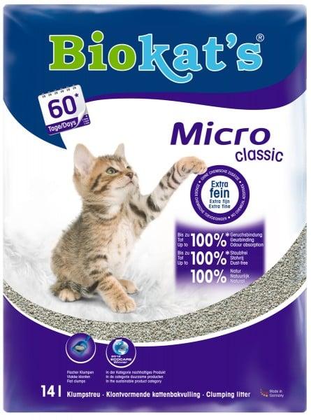 Biokat's Katzenstreu micro classic