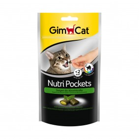 GimCat Nutri Pockets Katzenminze + Multi Vitamin