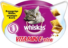 Whiskas Vitamin E-Xtra 50g