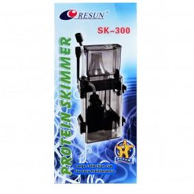 Resun SK-300 Eiweißabschäumer mit Pumpe 4Watt