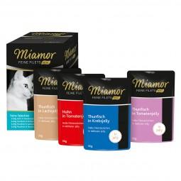 Miamor Feine Filets Mini Multibox Feine Selection 8x50g