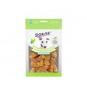 Dokas Hundesnack Hühnerbrust mit Süßkartoffel 70g