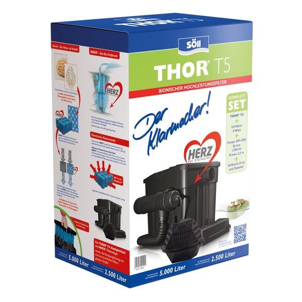 Söll Filterset THOR® T5 mit HERZ®-Technologie