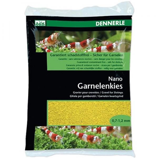 Nano Garnelenkies Panamagelb 2kg