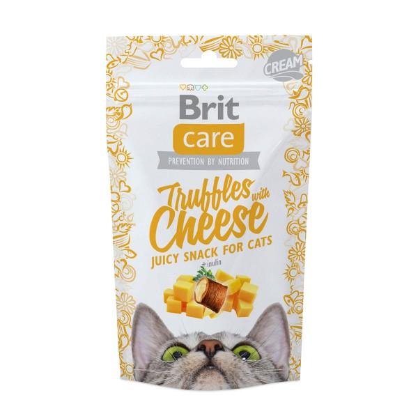 Brit Care Cat Snack - Truffles - Cheese