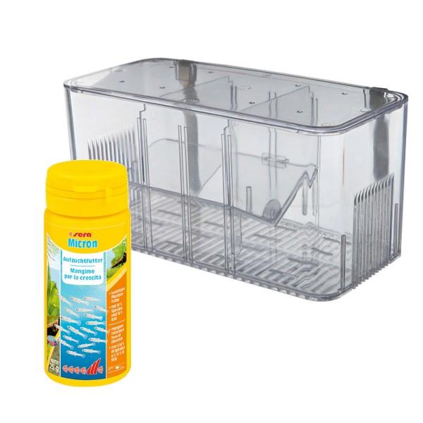 Fisch-Aufzucht Spar-Set