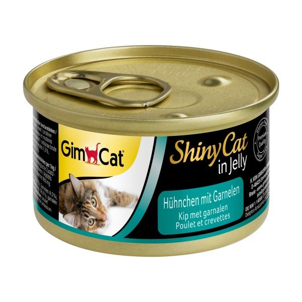 GimCat ShinyCat in Jelly 24x70g