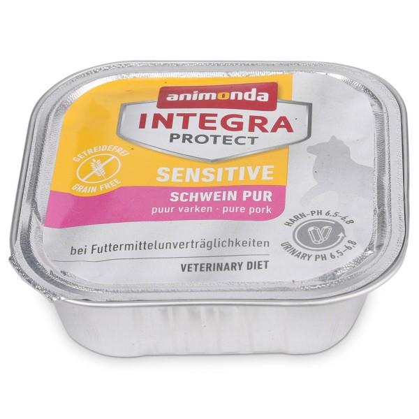Animonda Katzenfutter Integra Protect Sensitive Schwein pur