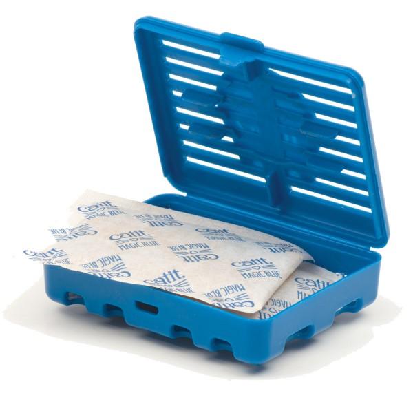 Catit Katzentoilette Magic Blue Filterkartusche mit Starterset