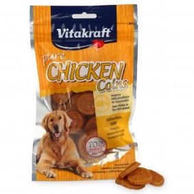 Vitakraft Hundesnack Chicken Hühnchentaler 80g