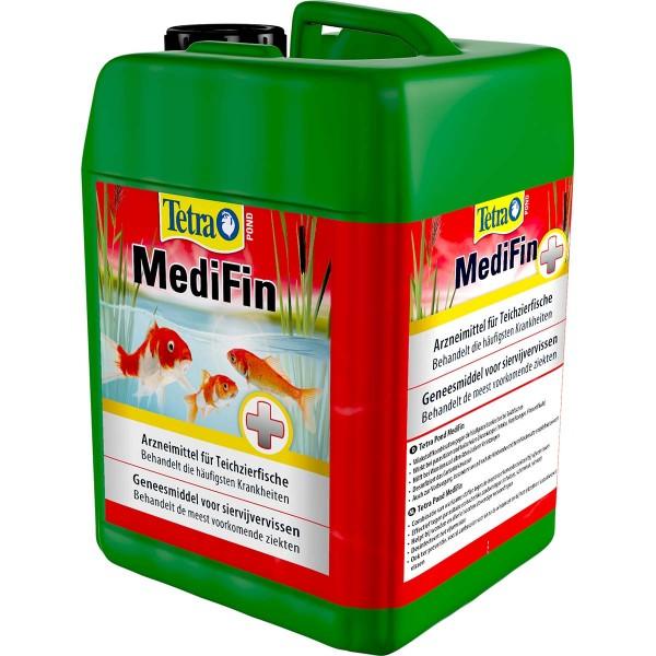 TetraPond Arzneimittel für Teichfische MediFin