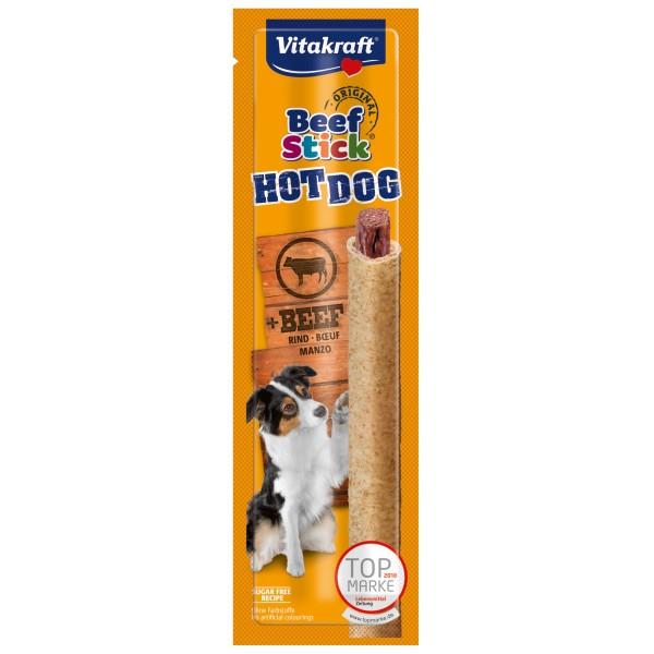 Vitakraft Hundesnack Beef-Stick Hot Dog