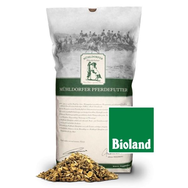 Mühldorfer Bio-Pferdefutter Bio-Vollkorn 20kg