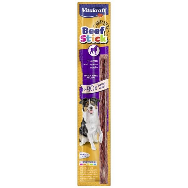 Vitakraft Hundesnack Beef-Stick mit Lamm - 10x1...