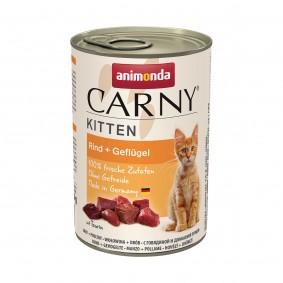 Animonda Carny Kitten Rind und Geflügel