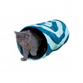Trixie skládací šustivý tunel pro kočky, 50 cm
