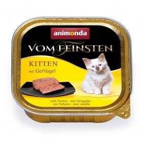Animonda Vom Feinsten Kitten Geflügel výběr z nejlepší drůbeže, 100 g