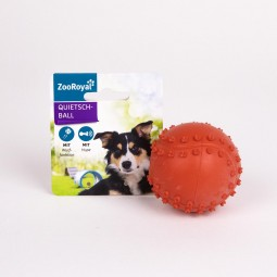 ZooRoyal Quietschball