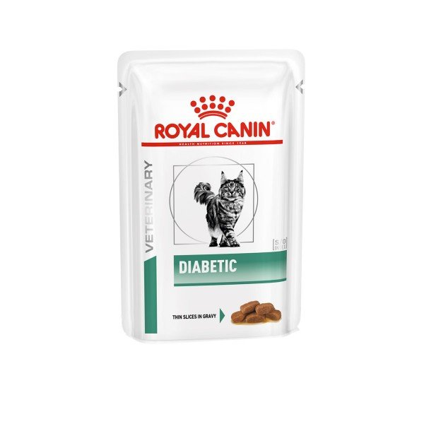 ROYAL CANIN DIABETIC Thin Slices in Gravy
