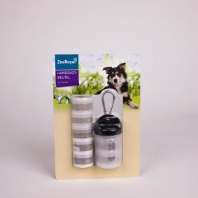 ZooRoyal Hundekotbeutel mit Spender