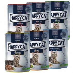 Happy Cat Mischtray 1 Pouches