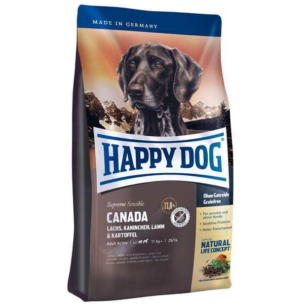 happy dog hunde trockenfutter canada. Black Bedroom Furniture Sets. Home Design Ideas